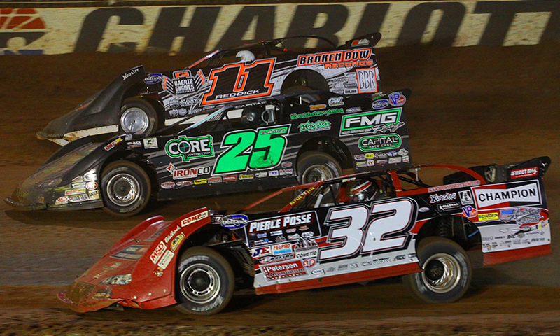 Pierce Race Cars: PHOTOS: WoO LMS Saturday At Charlotte
