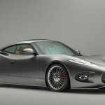 Look for the, Spyker B6 Venator Concept, a compact, 2-door mid-engine sports car. (Photo: Spyker)