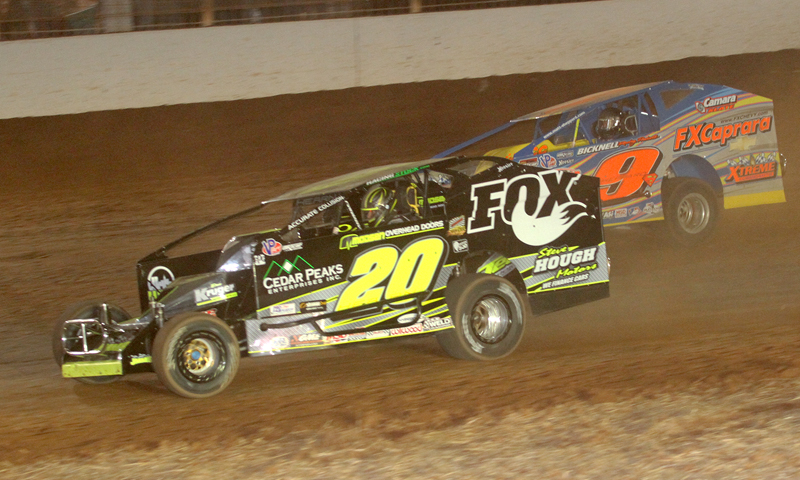 photos super dirtcar friday at charlotte speed sport. Black Bedroom Furniture Sets. Home Design Ideas
