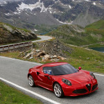 The Alfa Romeo 4C is set to be available across U.S. in May 2014. (Photo: Alfa Romeo)
