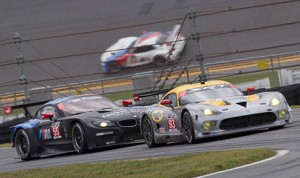 The No. 93 SRT Motorsports Viper GTS-R led the GTLM competitors with a lap of 1:46.912. (Ted Rossino Photo)