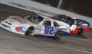 Hickory Motor Speedway will play host to the 2014 CARS Pro Cup Series season finale. (Adam Fenwick Photo)