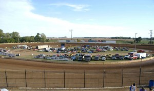 Kamp Speedway, which has been shuttered since 2009, has new owners and will return to operation in 2014. (Gary Gasper Photo)