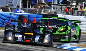 Level 5 Motorsports, shown at Sebring last year, will field a pair of Prototype Challenge entries in the TUDOR United SportsCar Championship. (Level 5 photo)
