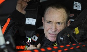 Mark Martin says he will no longer be behind the wheel of a Sprint Cup car. (Harold Hinson Photo)