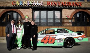 Maryeve Dufault will drive the No. 46 Team Stange entry in the ARCA Racing Series in 2014. (Team Stange Photo)
