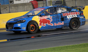 Red Bull Global Rallycross makes its next stop at X Games Austin on Saturday.