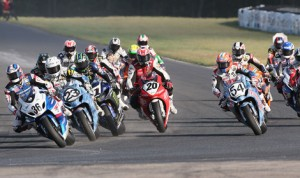 Select AMA Pro Racing events will feature a new two-day format in 2014. (AMA Pro Road Racing/Brian J. Nelson Photo)