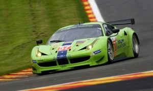 Krohn Racing plans to enter the Rolex 24 using a Ferrari F458 to race in the GT Le Mans class. (Krohn Racing Photo)