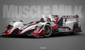 Muscle Milk Pickett Racing will field an ORECA 03 LMP2 in the TUDOR United SportsCar Championship in 2014.