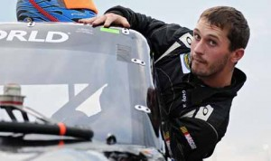 Ben Kennedy, the great-grandson of NASCAR founder Bill France Sr., will contest the entire NASCAR Camping World Truck Series schedule for Turner Scott Motorsports in 2014. (NASCAR Photo)