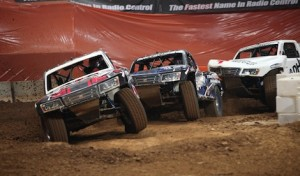 Stadium SUPER Trucks will compete at the X Games in Austin, Texas, June 8.