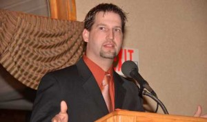2013 Granite State Pro Stock Series champion Mike O'Sullivan