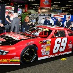 Will Kimmel's No. 69 Late Model  on display the the 2013 PRI Show in Indianapolis.  (Photo: Joe Secka / JMS ProPhoto)