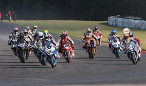 AMA Pro SuperBike will once again be featured as the headlining class for the AMA Pro Road Racing Series. (AMA Pro Racing/Brian J. Nelson Photo)