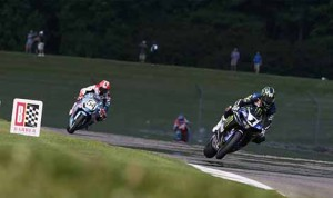 The AMA Pro SuperBike class will headline the June 21-22 AMA Pro Road Racing event at Alabama's Barber Motorsports Park. (AMA photo)