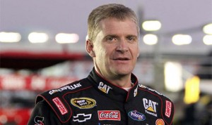 Jeff Burton has been signed to drive for Michael Waltrip Racing in 2014. (Rhonda McCole Photo)
