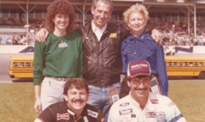Ned and Martha Jarrett, along with their children Glenn, Dale, Patti and grandson Jason will be honored for their lifelong contributions to motorsports in North Carolina.