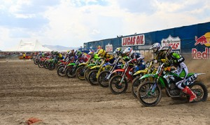 The second annual Utah National, Round 12 of the Lucas Oil Pro Motocross Championship, will take place at Miller Motorsports Park on August 23, 2014 and will serve as the series' season finale. (Photo courtesy Miller Motorsports Park / Jeremy Henrie)