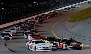 NASCAR K&N Pro Series East and West drivers will be among those honored in Charlotte this week. (Photo by Kevin C. Cox/Getty Images)