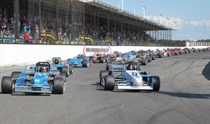 Oswego Speedway is the only weekly Supermodified racing venue in the world.