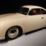 1949 Porsche Type 356 Gmund Coupe