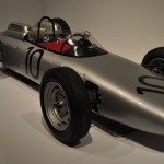 1962 Porsche Type 804 Formula One car