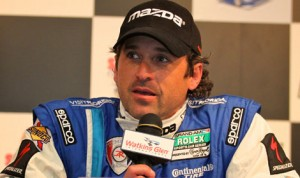 Patrick Dempsey will contest the full TUDOR United SportsCar GT Daytona schedule in 2014. (Grand-Am Photo)