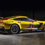 The new Corvette C7.R, which was codeveloped with the 2015 Corvette Z06, will compete in GT Le Mans class of the TUDOR United SportsCar Championship. (Photo: Chevrolet)