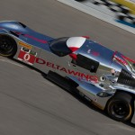 DeltaWing, a staple in sports-car racing this year, could become a four-passenger street car manufacturer. (Ted Rossino Jr. Photo)
