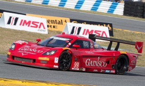Alex Gurney will lead the TUDOR United SportsCar Championship field to the green flag for the Rolex 24 Saturday at Daytona Int'l Speedway. (Ted Rossino Jr. Photo)