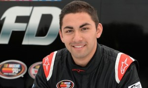Sergio Pena is part of NASCAR's 2014 Drive for Diversity class. (NASCAR photo)