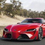 The FT-1 Concept stands as a follow up to the firm's previous concepts such as the 2007 FT-HS and Lexus LF-CC. (Photo: Toyota)