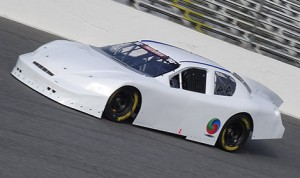 Ben Rhodes' 2014 season will begin at New Smyrna (Fla.) Speedway on February 16th. (Photo:  STIX FX Entertainment)