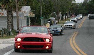 The pony drives will give them the opportunity to impart their personal stories and create new ones with fellow enthusiasts. (Photo Courtesy: Mustang Monthly)