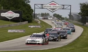 Road America marks the first of three road courses on the 2014 NASCAR Nationwide Series schedule.  (Photo: HHP/Garry Eller)