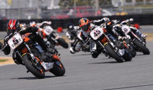 Harley-Davidson XR1200 riders will chase larger purses when they take to the track in 2014. (AMA Pro Racing/Brian J. Nelson)