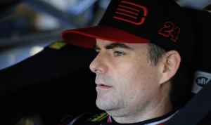 Jeff Gordon is hoping to change his recent luck in the Daytona 500. (HHP/Rusty Jarrett Photo)