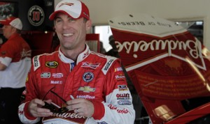Kevin Harvick's hoping for a fresh start at Stewart Haas Racing in 2014. (HHP/Tom Copeland Photo)