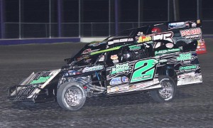 Stormy Scott (2) is a top contender to win the USMTS King of America crown this weekend. (RonSkinnerPhotos.com Photo)