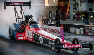 Gumout will sponsor Dote Racing and driver Leah Pritchett during the 2014 NHRA Mello Yello Drag Racing Series. (Jeff Speer Photo)