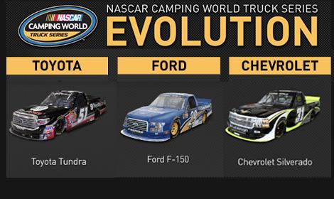 NASCAR Reveals New Truck Bodies | SPEED SPORT