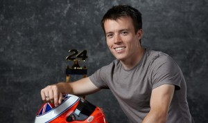Martin Plowman will race in both IndyCar Series events at Indianapolis Motor Speedway during the month of May.