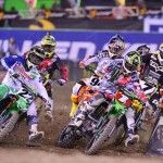 The 2015 Monster Energy AMA Supercross television schedule has been released. (Simon Cudby photo)