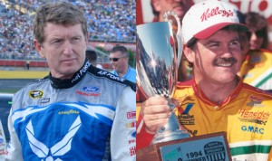 Bill Elliott (left) and Terry Labonte (right) are among the 20 NASCAR Hall of Fame nominees for the 2015 class. (Adam Fenwick & NASCAR Photos)