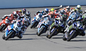 The AMA Pro SuperBike class last competed in the Daytona 200 in 2004. (Photo: AMA Pro Racing/Brian J. Nelson)