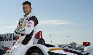 Jann Mardenborough will join Muscle Milk Pickett Racing for the Mobile 1 12 Hours of Sebring.