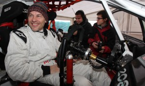 Jacques Villeneuve has joined Albatec Racing for the 2014 FIA World Rallycross Championship.