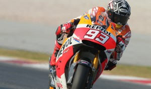 Marc Marquez stayed on top during MotoGP testing at the Sepang Int'l Circuit. (MotoGP Photo)
