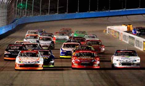 PEAK Backs NASCAR Mexico Series   SPEED SPORT